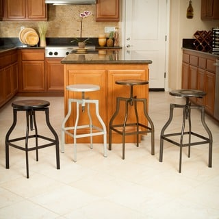 Christopher Knight Home Detroit Swivel Stool