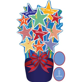 Peel & Stick Star Bouquet