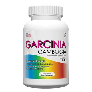 Garcinia Cambogia 500mg Supplement (120 Capsules)