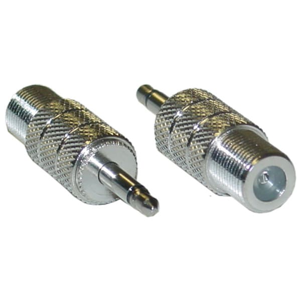 Offex F-Pin Female / 3.5mm Mono Male Adaptor