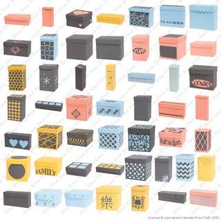 Cricut 'Box it Up' Cartridge