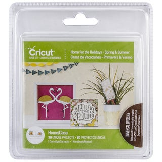 Cricut Home for the Holidays Spring/Summer Cartridge