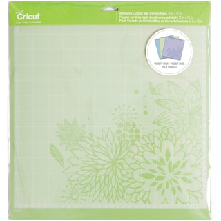 Cricut 12x12-inch 3-piece Cutting Mat Variety Pack