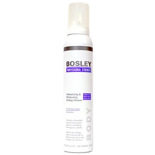 Bosley 6.6-ounce Styling Mousse