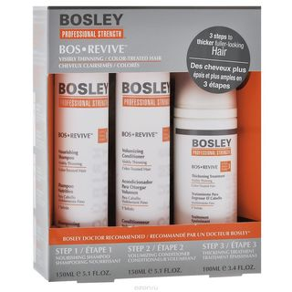Bosley Revive 3-piece Starter Pack