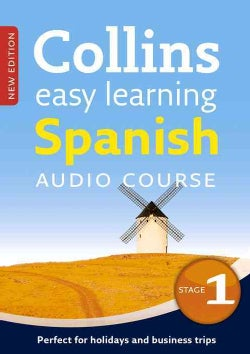 Spanish: Stage 1 Audio Course