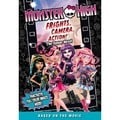 Frights, Camera, Action!: The Junior Novel (Paperback)