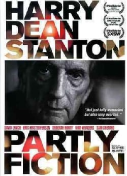 Harry Dean Stanton: Partly Fiction (DVD)