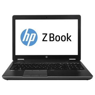 "HP ZBook 15 15.6"" LED Notebook - Intel Core i5 i5-4200M 2.50 GHz - Gr"
