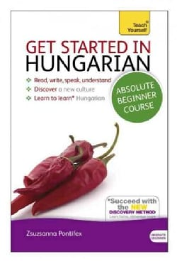 Get Started in Hungarian: A Teach Yourself Program (Paperback)