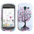 BasAcc Patterned Snap-on Cover Hard Case for Samsung Galaxy Exhibit T599