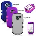 BasAcc Rubberized TUFF Hybrid Protector Case for Samsung Galaxy Exhibit T599