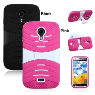 BasAcc Wave Symbiosis Stand Protector Cover Case For Blu Studio 5.0 D530