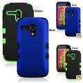 BasAcc TUFF Hybrid Hard Phone Protector Cover Case for Motorola Moto G