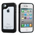 BasAcc Colorful Phone Protector Cover Bumper Case for Apple iPhone 4S/ 4