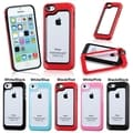 INSTEN Colorful Phone Protector Cover Bumper Phone Case Cover for Apple iPhone 5C