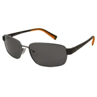 Nautica Men's/ Unisex N5062S Polarized/ Rectangular Sunglasses