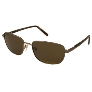 Nautica Men's/ Unisex N5063S Polarized/ Rectangular Sunglasses