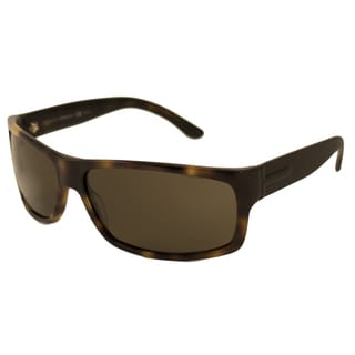 Gucci Men's GG1000 Wrap Sunglasses