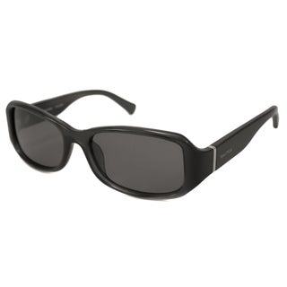 Nautica Women's N6161S Polarized/ Rectangular Sunglasses