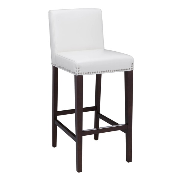 Sunpan Brooke Bar Stool Espresso Leg 16152259
