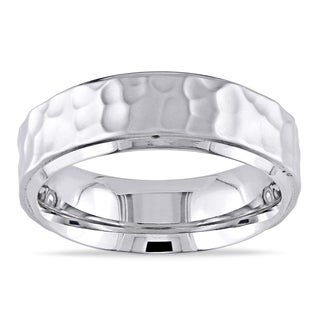 Miadora Men's Stainless Steel Ring