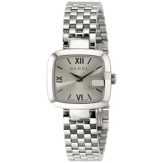 Gucci Women's 'G Gucci' Stainless Steel Watch