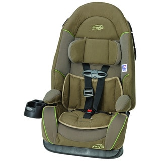 Evenflo Chase DLX Booster Car Seat in Plantation