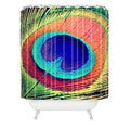 Shannon Clark The Eye Shower Curtain