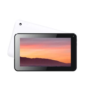 Supersonic White 7-inch Android 4.2 Touchscreen Tablet