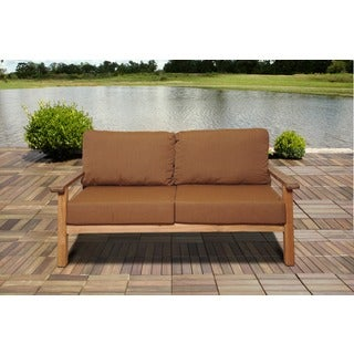 San Francisco Deluxe Sunbrella Patio Sofa