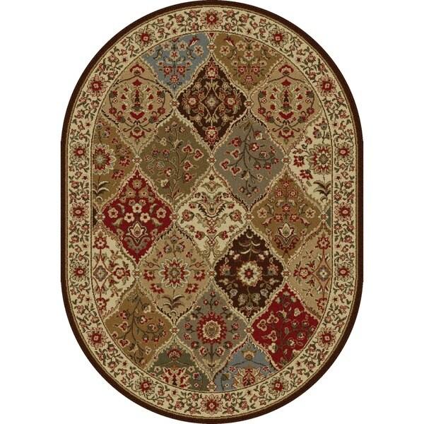 28 oval area rug safavieh classic oval rust black area rug