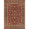 Rhythm 105370 Traditional Area Rug (5' x 7')