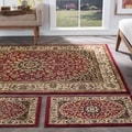 Rhythm 105390 3-piece Transitional Area Rug Set