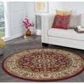 Rhythm 105390 Transitional Area Rug (5' 3 Round)