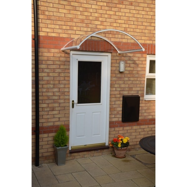 Palram Orion Clear Arch Outdoor Awning