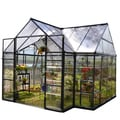 Palram Garden Chalet 10x12 Greenhouse