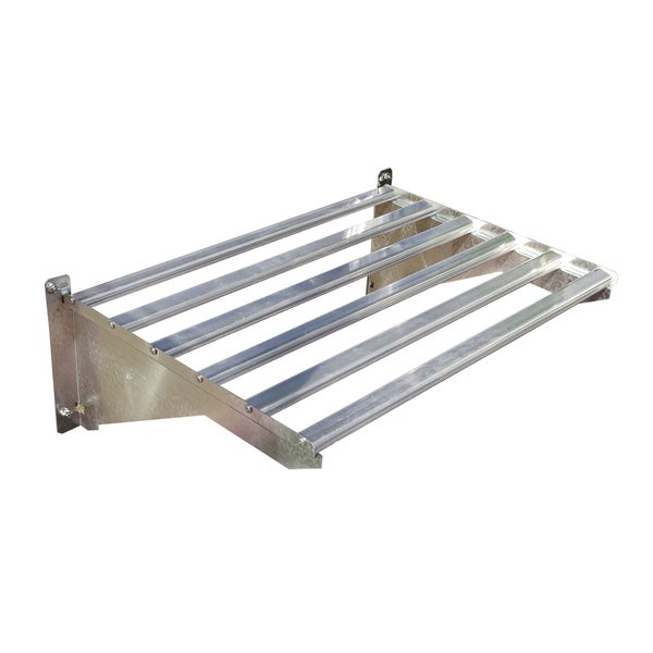 Palram Greenhouse Stainless Steel Heavy Duty Shelf