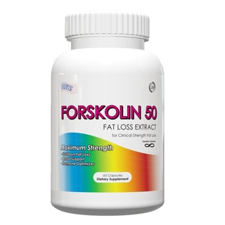 Forskolin 50 250mg Weight Loss Supplement (60 Capsules)