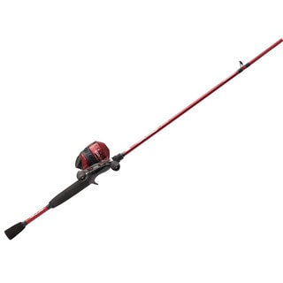 Zebco Custom Z 33 Rod & Reel Combo