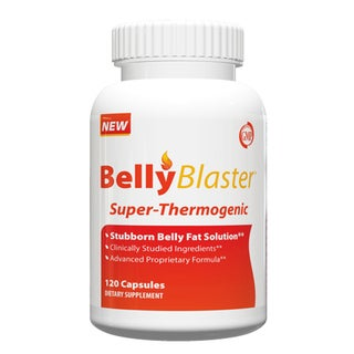 Belly Blaster Ultimate Weight Loss 900mg Natural Supplements (120 Capsules)