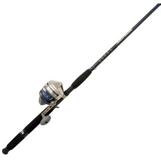 Zebco Salt Water 808 Spincast Rod & Reel Combo
