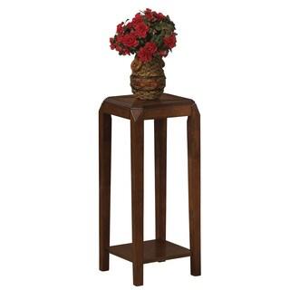 Oak Brown Veneer Plant Stand