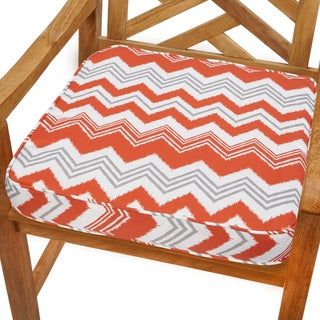 Tango Zazzle 20-inch Indoor/ Outdoor Corded Chair Cushion