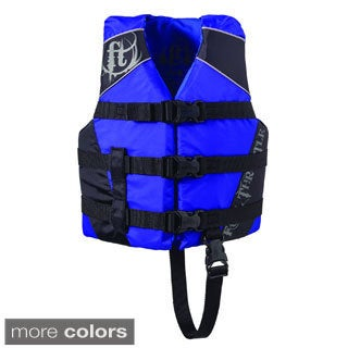 Full Throttle Child Nylon Water Sports Vest
