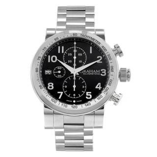 Graham Men's Vintage Silverstone Stowe Watch