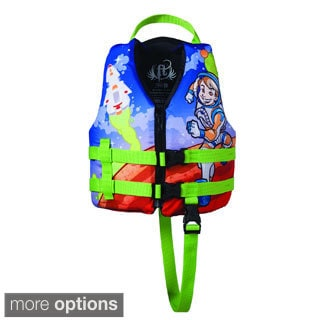 Full Throttle Child Water Buddies Vest