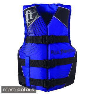 Full Throttle Teen Nylon Water Sports Vest