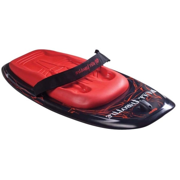 Full Throttle Power Platform Red/ Black Kneeboard