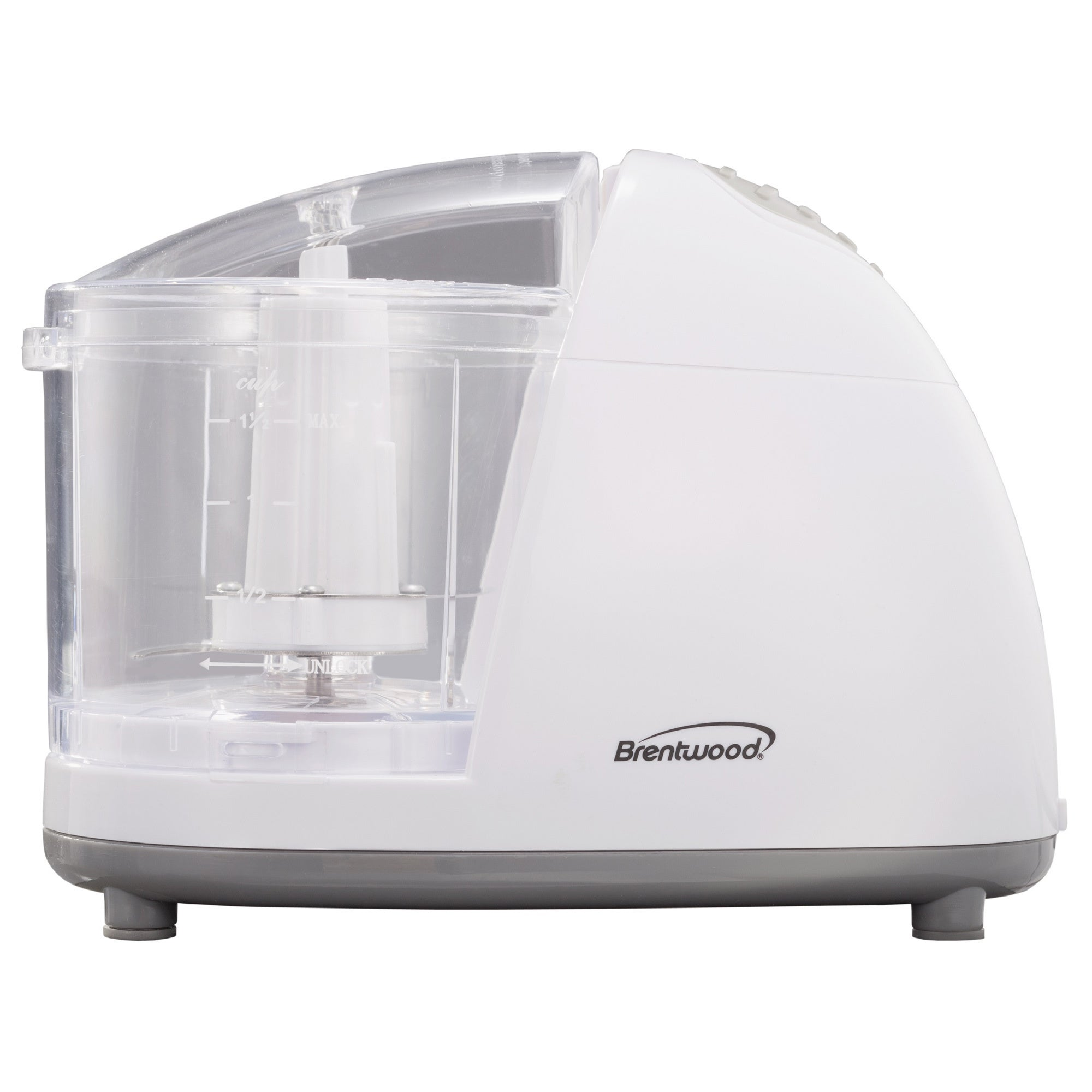 Brentwood MC-101 White Mini Food Chopper at Sears.com